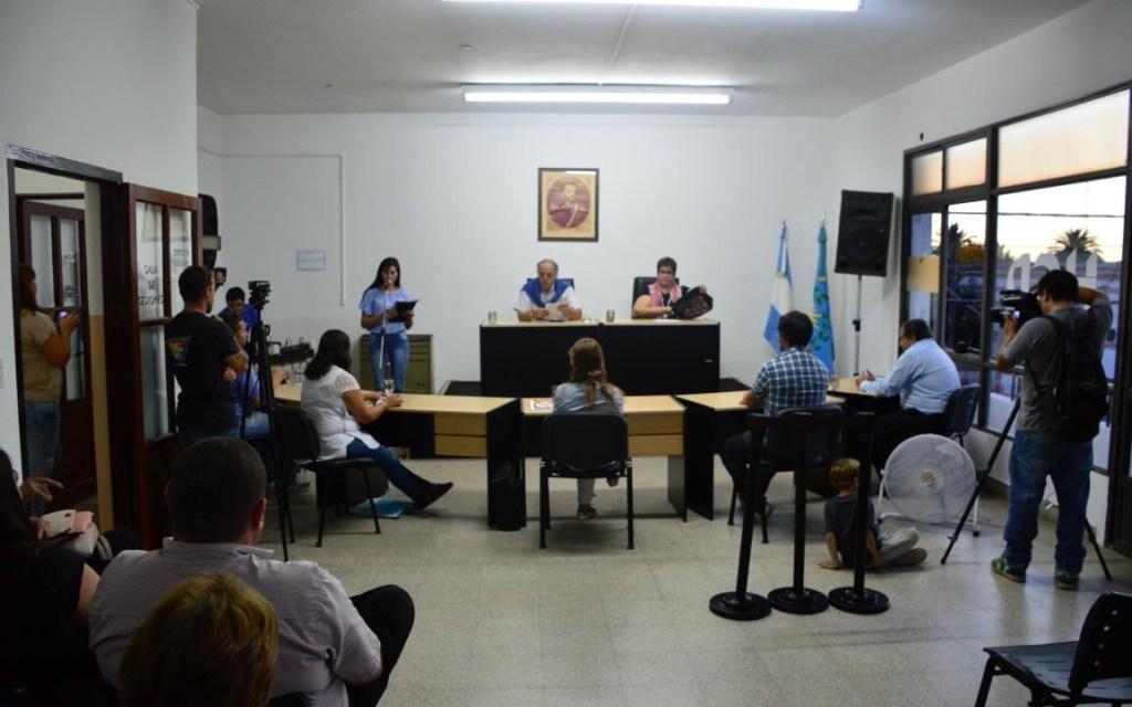 REPERCUSIONES DEL INICIO DE SESIONES H.C.D.  LA PALABRA DE LOS PROTAGONISTAS – GENERAL LAVALLE