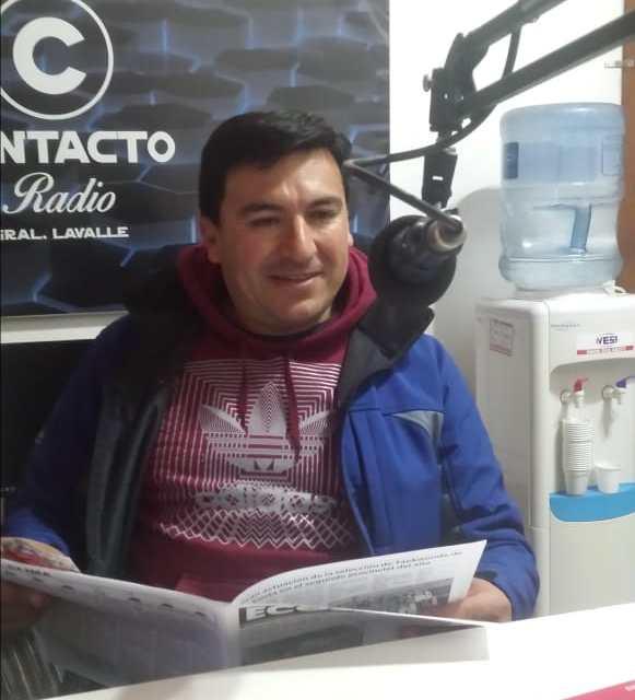 NOS VISITO RODRIGO ARAUJO Y NOS CONTÓ DEL SUB CAMPEONATO EN EL DUATLON REGIONAL