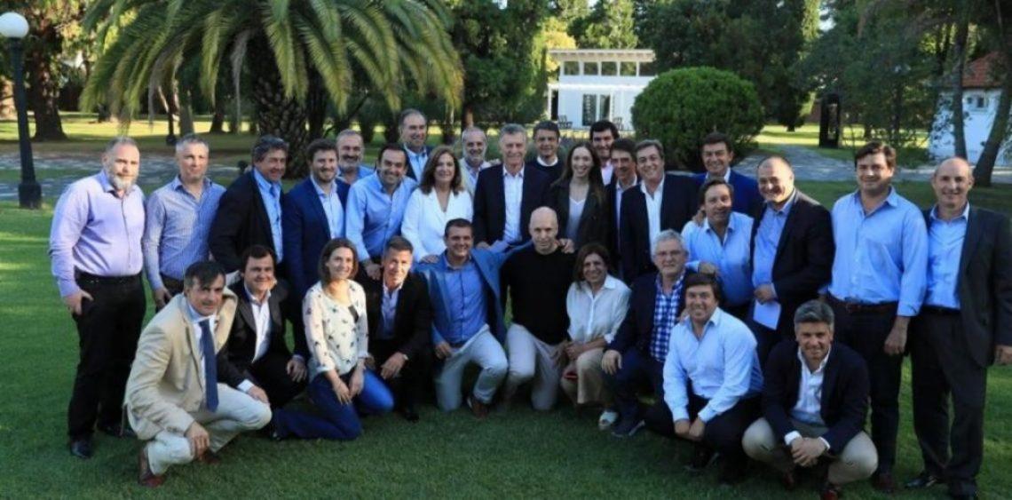 Macri oficializó que Patricia Bullrich será la nueva presidenta del PRO