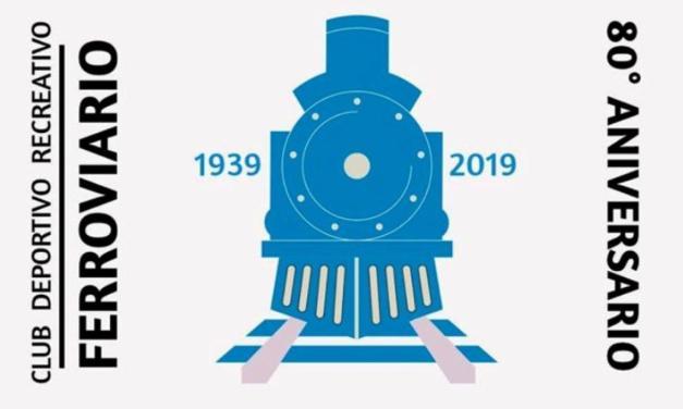 Dolores: Ferroviario de Sevigné cumple 80 años
