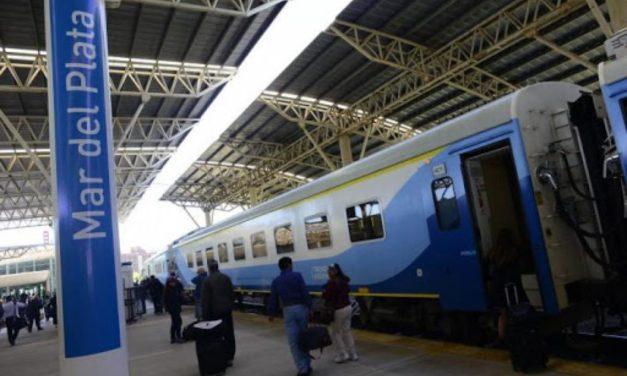 Desde el 2 de noviembre, vuelve el servicio de trenes Mar del Plata-Constitución