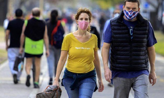 La nueva etapa de la pandemia La Provincia confirma que desde el lunes «se pasa del aislamiento al distanciamiento» pero aclara que «no hay fin de la cuarentena»