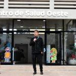 Kicillof inauguró obras en Villa Gesell acompañado por funcionarios provinciales e intendentes de la región