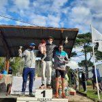 Matías Luero fue el mejor en la vuelta del Maratón Cross