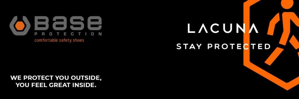 lacuna-base-banner Novi modeli BASE zaštitnih i radnih cipela