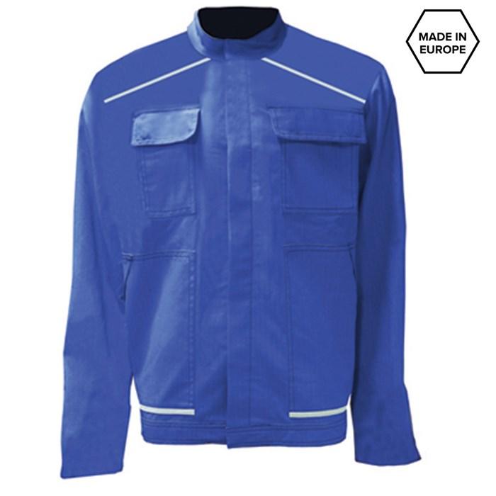 ZASTITNA-JAKNA-ETNA-KOBALT-BLUE-MNETBKL ETNA zaštitna odjeća