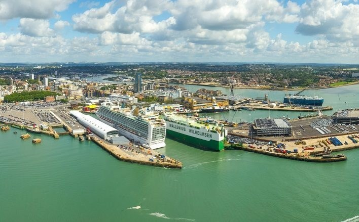 Port of Southampton investing in quayside to continue welcoming largest ships - Container News