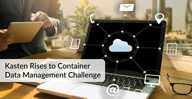 Kasten Container Data Management
