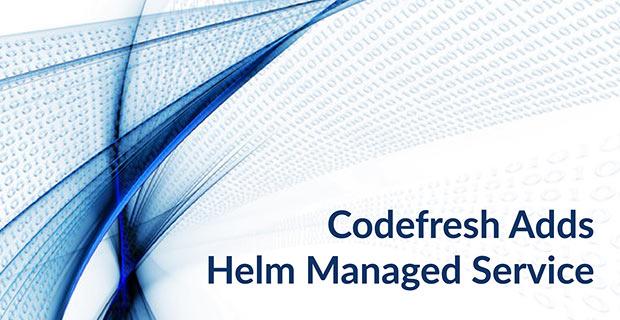Codefresh Helm Managed Service