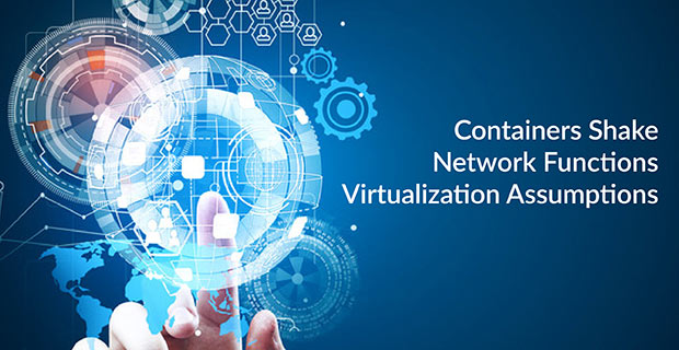 Network Functions Virtualization Assumptions