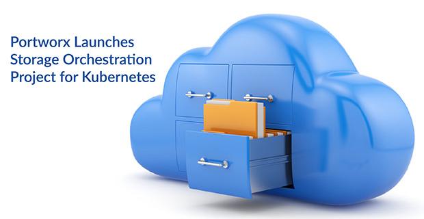 Portworx Storage Orchestration Kubernetes