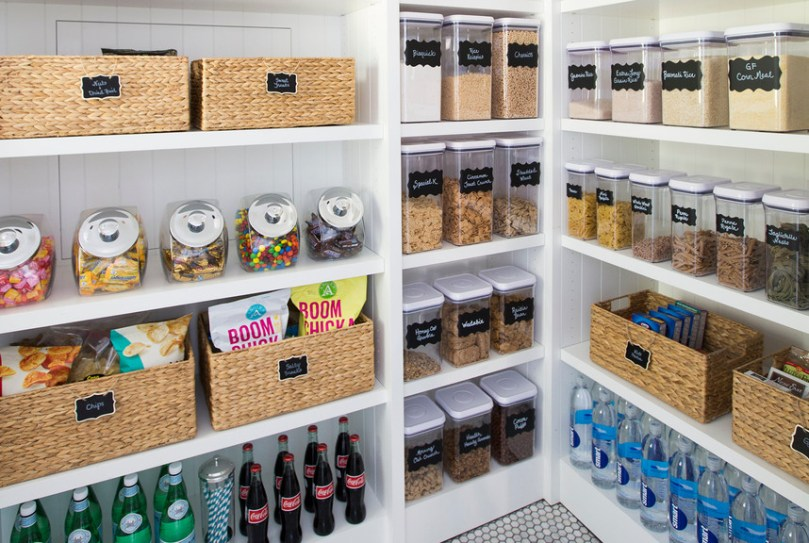 Image result for organized pantry