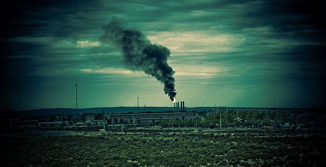 Contaminación Ambiental 2015 Medio Ambiente