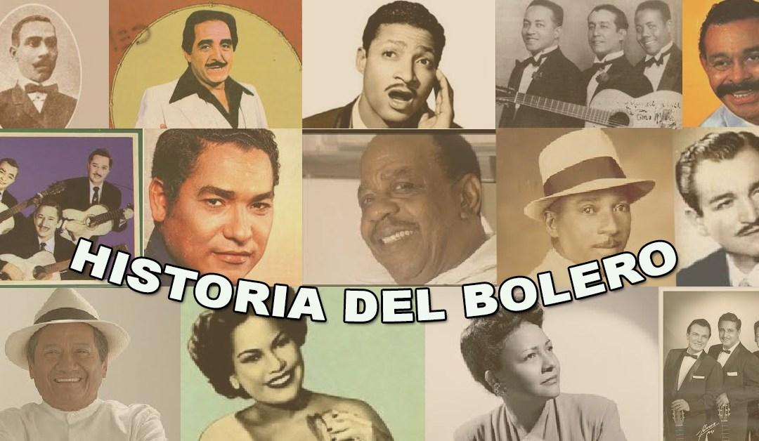 Historia del Bolero