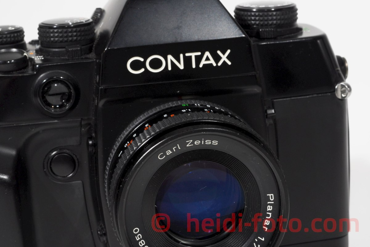 Willkommen bei Contax Kameras Zeiss Objektive