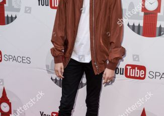 Toby Randall helps lauch the Youtube Space London