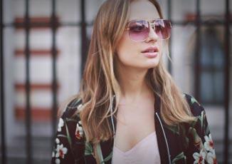 Sonya Esman features in Vogue Russia
