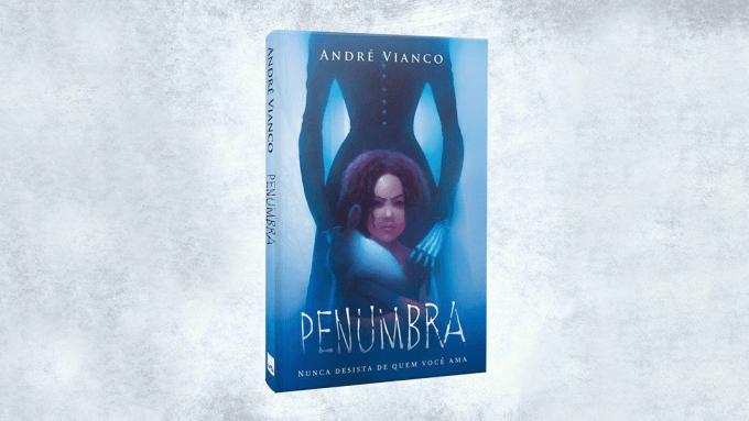 Capa do livro Penumbra, de André Vianco