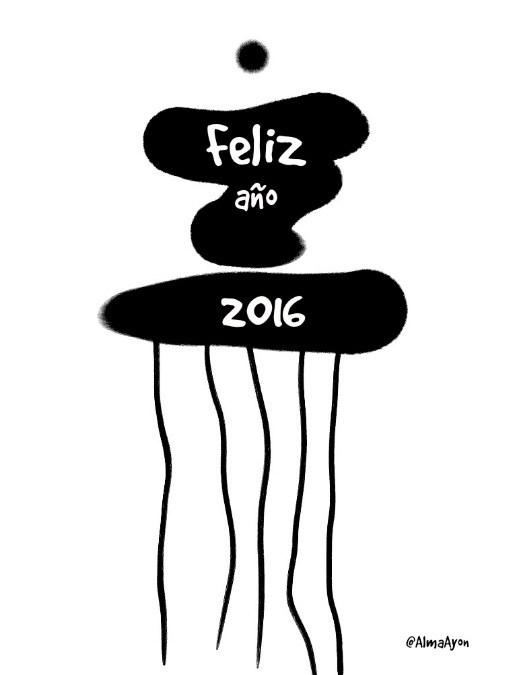 ¡Feliz 2016!