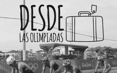 Desde las Olimpiadas en Brasil