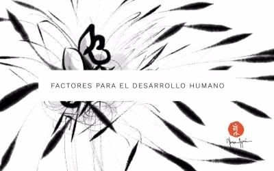 Factores para el desarrollo humano