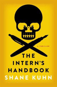 Interns handbook cover
