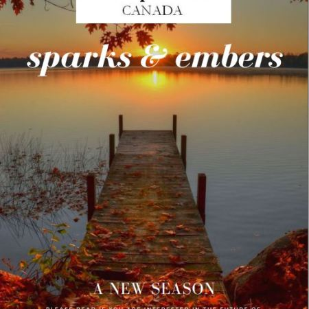 Sparks & Embers – Fall 2017