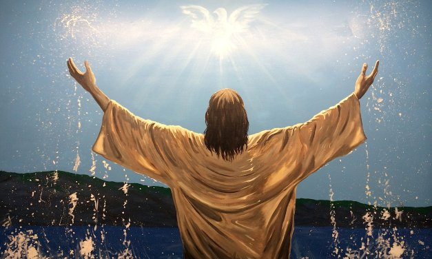 Five Stages of Transformation on the Christ Journey