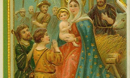 Birth Through the Virgin and Child