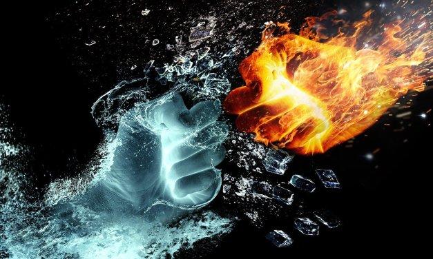 Catharsis and Energy Rebalancing