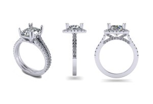 Creating Perfect Custom Engagement Rings