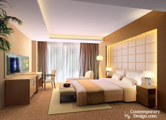 Pop Ceiling Design Bedroom Lights Modern Suspended Designs