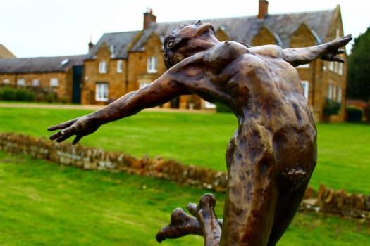 sculpture bronze artwork