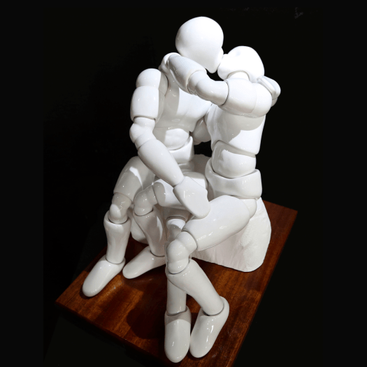 ceramic Sculpture artwork