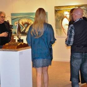 Miami International Art Fair 2014. Seafair Society Members Preview_-4