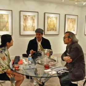 Miami International Art Fair 2014. Seafair Society Members Preview_