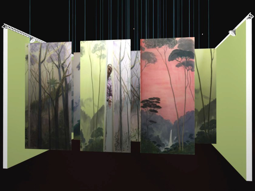 Horizons: Among the cloud Forest
