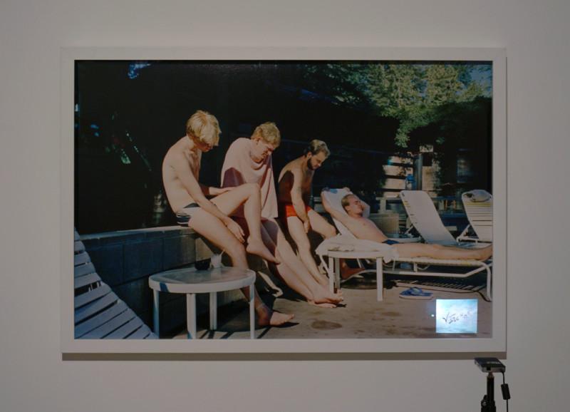 CARLA art review photograph