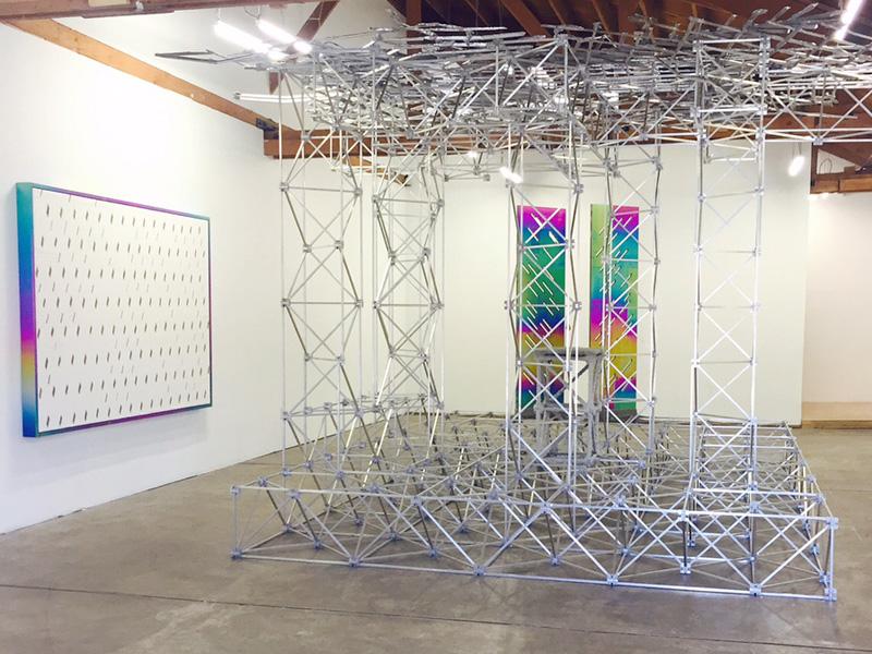 CARLA art review installation sculpture