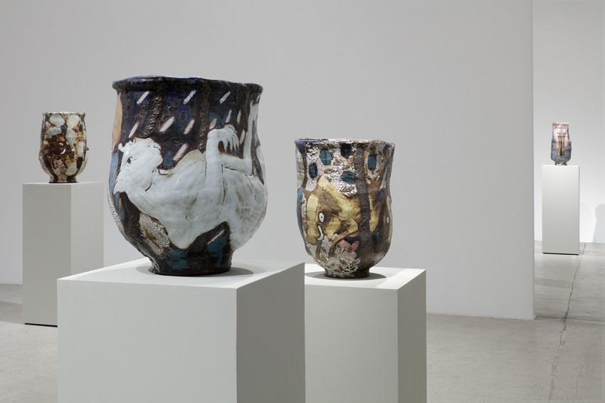 Karin Gulbran at China Art Objects Gallery