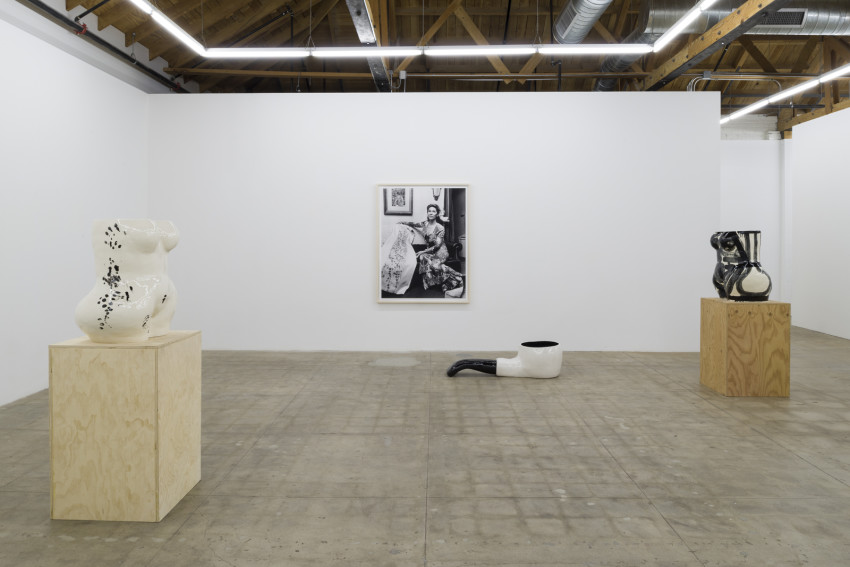 Amy Bessone, In the Century of Women, installation view. Images courtesy of the artist and GAVLAK Los Angeles. Photo: Jeff McLane.