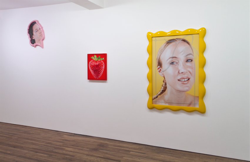 Shorb St. (installation view)(2015). Image courtesy of Favorite Goods, Los Angeles.