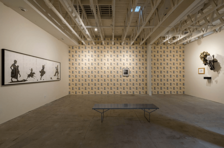Non-Fiction (Installation view) (2016). Image courtesy of the Museum of Contemporary Art, Los Angeles. Photo: Justin Lubliner.