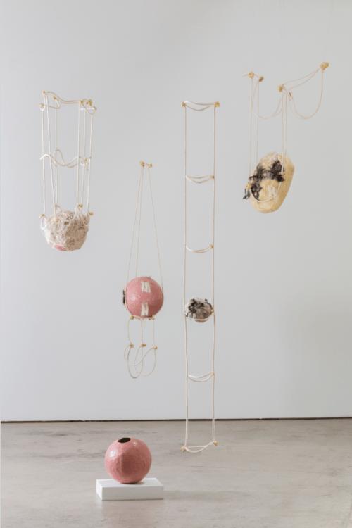 Tanya Aguiñiga, Teetering of the Marginal series (all 2016).