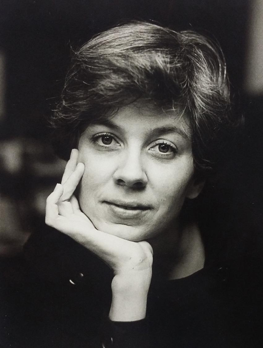 Mernet Larsen (1967). Image courtesy of Mernet Larsen.