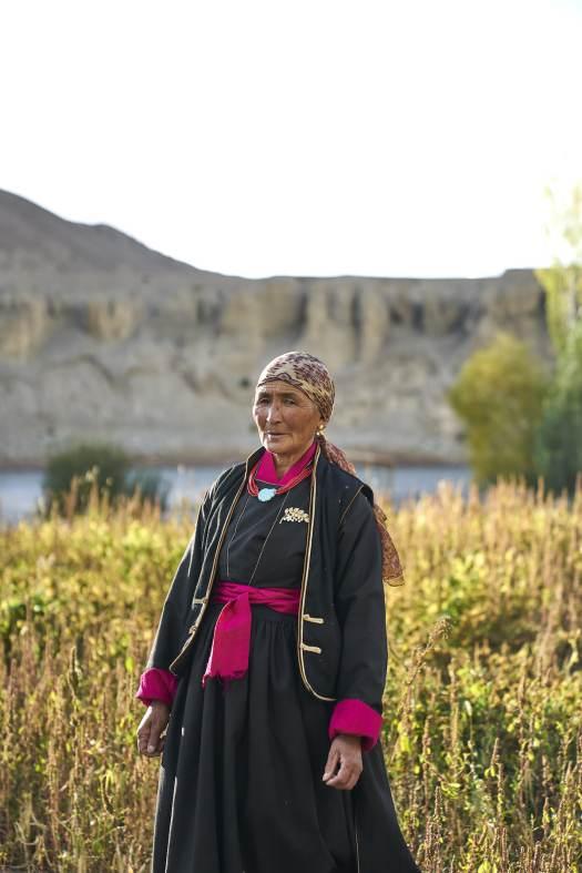 Ladakh locals