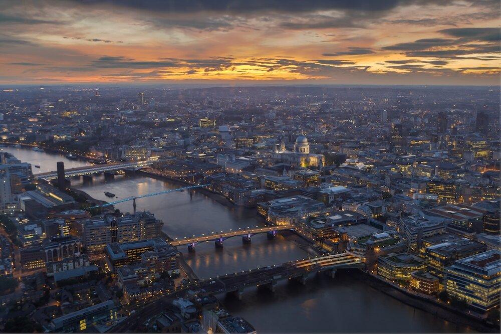 Places to eat near London Bridge
