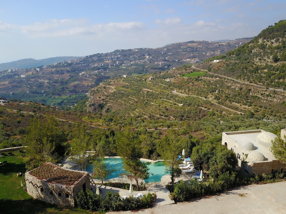 socially responsible hotels Lebanon