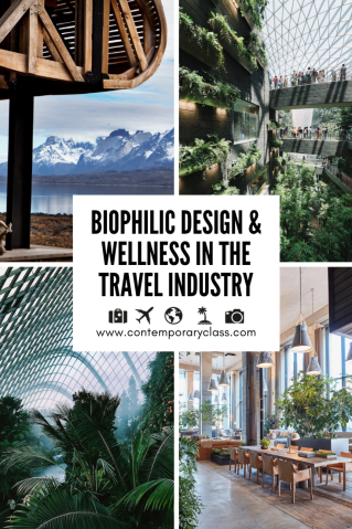 Responsible Tourism in biophilic practices