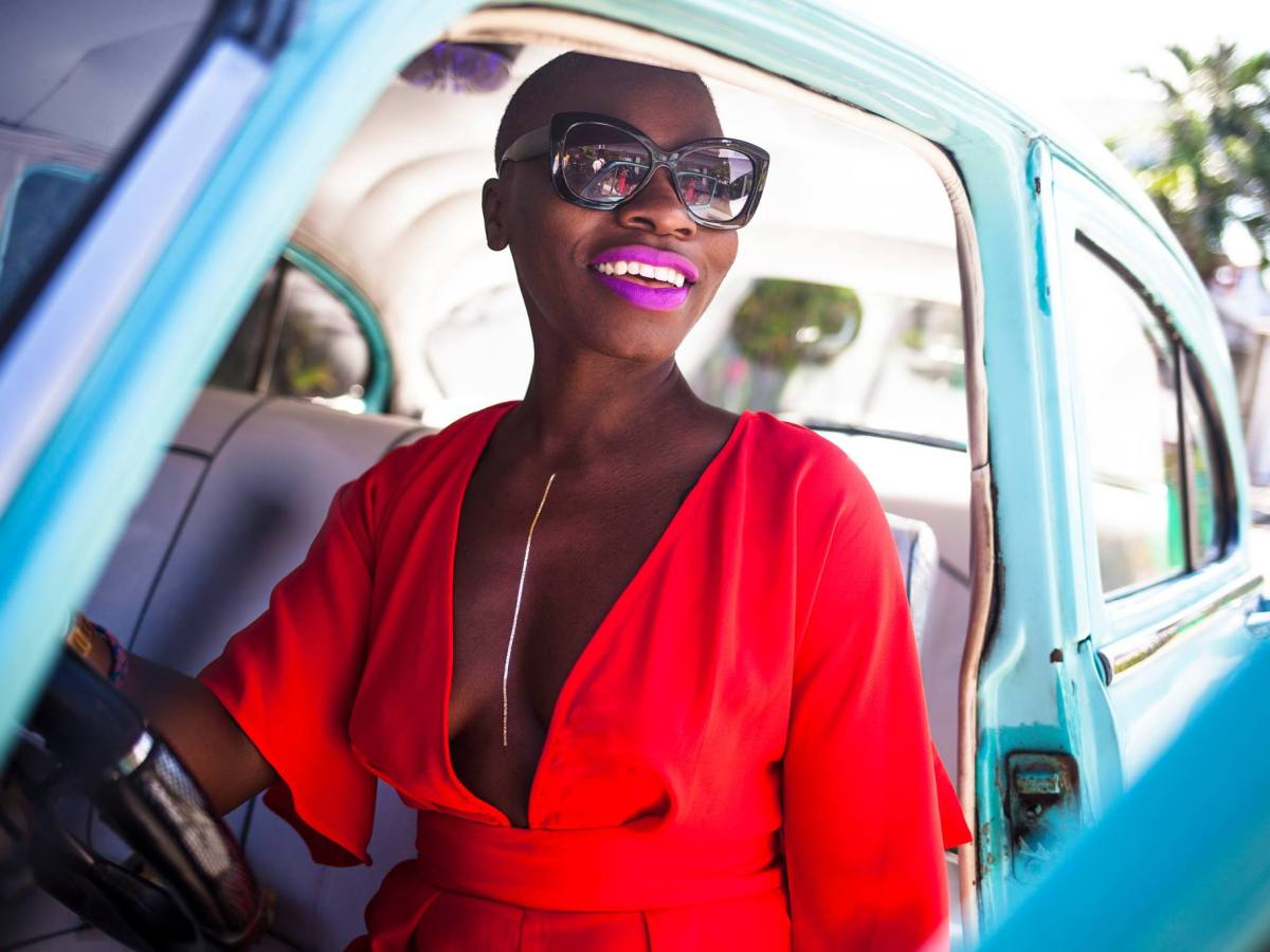 Jessica Nabongo - The first black woman to visit every country in the world